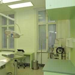 Operationssaal 5 technische Ausstattung - OP Saal mieten - Wien